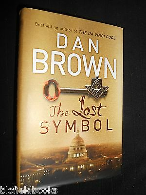 The Lost Symbol Robert Langdon Book 3 By Dan Brown Hardback