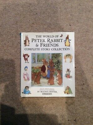 Book Beatrix Potter The World of PETER RABBIT &FRIENDS Complete Story Collection