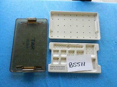 S & T Surgical Cardiovascular Acland Clamp Case