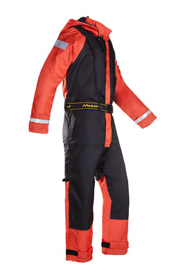 Marine Floatation Thermal Safety PPE Workwear Overalls Sea Survival Suit FRC 3