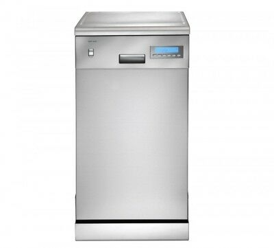 ILVE 45cm Built-in Stainless Steel Dishwasher