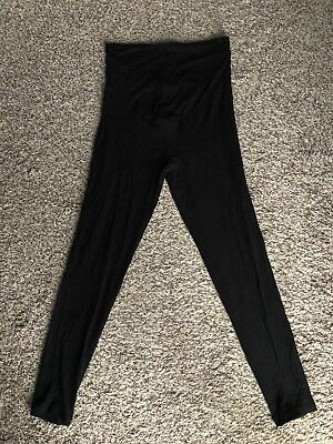 Boden Maternity Leggings Size 2 Black
