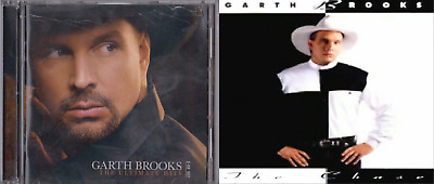 Garth Brooks: The Ultimate Hits 2 CD Set brand new & sealed