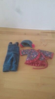 Boneka 3 Piece Outfit Made For Helen Kish Riley Doll