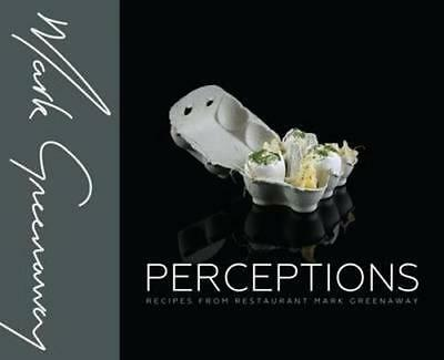 NEW Perceptions By Mark Greenaway Hardcover Free Shipping