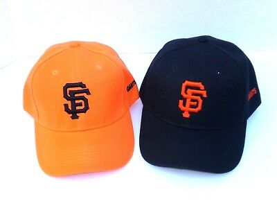 San Francisco Giants Cap Hat SF Baseball Cap One Size New! Pick Your Style!!