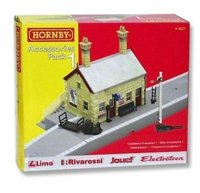NEW Hornby Trackmat Accessories Pack No 1