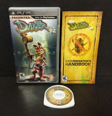 Daxter (Sony PSP, 2006) Complete