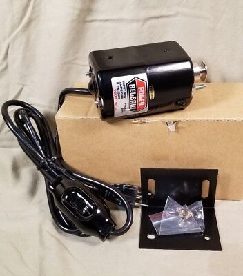Nos Foley Belsaw Key Cutter Motor 90W 0.9A 5000 Rpm 110V Many Uses