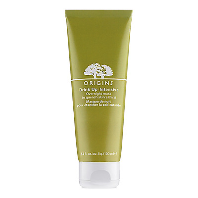 Origins Drink Up Intensive Overnight Mask to Quench Skin's Thirst 3.4oz, 100ml