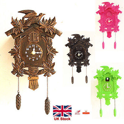 Europea Cuckoo Clock Art Vintage Home Decoration Large Modern House wall clock