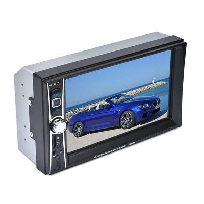 """7"""" TFT Touch Screen Bluetooth Car Multimedia TV FM Radio MP5 Player Android 4.1"""