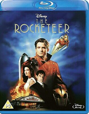 The Rocketeer [Blu-ray]
