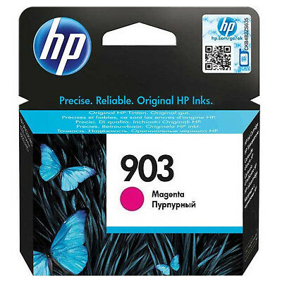 New HP 903 Magenta Ink Cartridge (T6L91AE) OfficeJet Pro 6960 6970 All-in-one