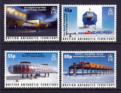 British Antarctic Territory 2005 Halley VI Research Station Design Competition