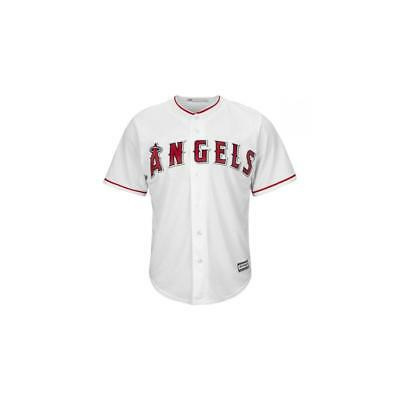 Majestic Athletic MLB Los Angeles Angels Of Anaheim Cool Base Home Jersey