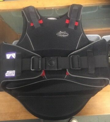 Champion Flex Air Body Protector Beta 2009 Child Small Used Excellent Condition