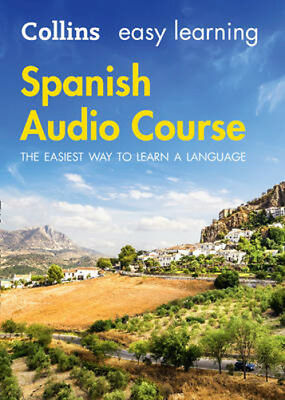 Easy Learning Spanish Audio Course: Language Learning the Easy Way (Audio CD)