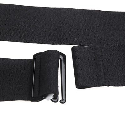 Chest Belt Strap for Polar Wahoo Garmin for Sports Wireless Heart Rate Monito FR