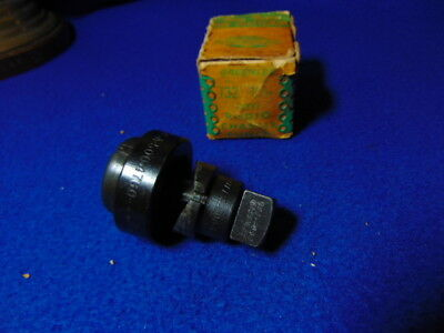 """Greenlee 732 Round 1-11/64"""" KEY  Radio Chassis Punch -Very Nice Condition"""