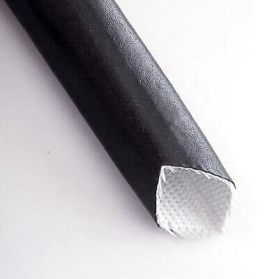 PPS-SIL4 Silicone Coated Braid
