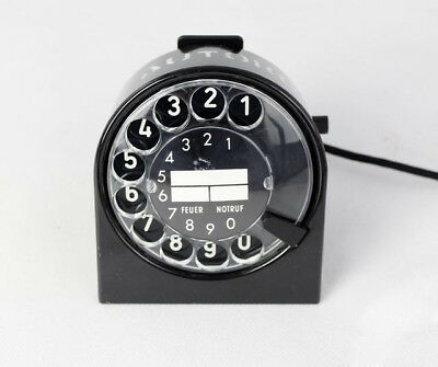 NEW Telephone Bakelite Dial for German Army Field Phone vintage military