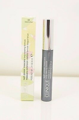 Clinique Lash Power Mascara Long-Wearing Formula in Black Onyx New 0.21 oz / 6ml