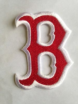 Red Sox MLB Jersey Patch Fenway Iron On Sew Shirt Jacket Hoodie Hat In Stock
