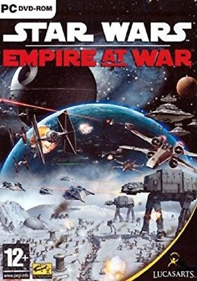 Star wars Empire At War PC DVD