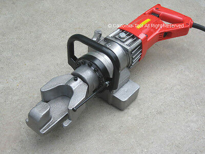 "Portable 5/8"" #5 Rebar Bender Electric Hydraulic RB165A"