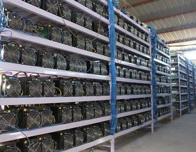 14 TH/s 120-Hour Mining Contract for SHA-256 Bitcoin--7300 TH/s available