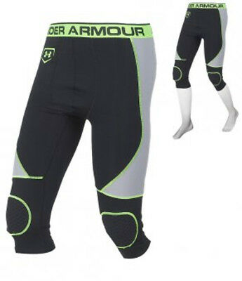 Nwt - Under Armour 'natural Extended Slider 1242252-001' Shorts - Xl