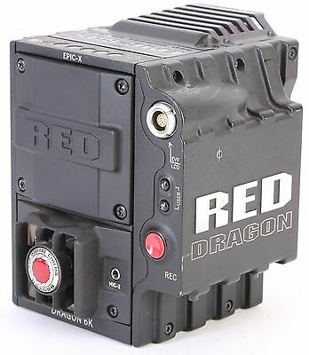 Red Digital Cinema Red Epic X Dragon 6K Camera. Great Condition. Free Shipping
