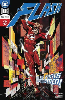 The Flash #46 Regular Cover