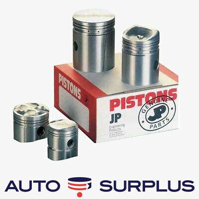 AJS 20 Spring Twin Motorcycle JP Piston & Ring Set +020 498cc OHV 1949-1955