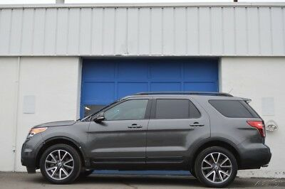 Ford Explorer XLT 202A Repairable Rebuildable Salvage Lot Drives Great Project Builder Fixer Easy Fix
