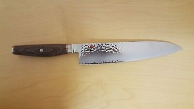 "MIYABI CHEF KNIVE 9.5"" 340073 by ZWILLING J.A.HENCKEL JAPAN NEW IN BOX 6000 MCT"