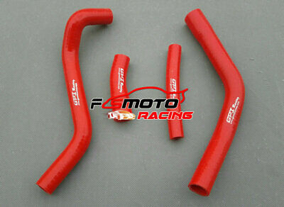 Silicone Radiator Hose for Yamaha YZ250F YZF250 YZ 250F 14 15 2014 2015 red