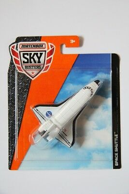 Matchbox Skybusters Space Shuttle Endeavour