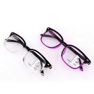 39570d3773a Progressive Reading Glasses Retro Multi Focus Eyeglasses Multifocal Eye  Reader