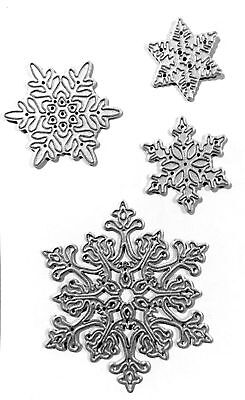 Simple Crafts Cut Emboss & Stencil Dies ~Snowflakes