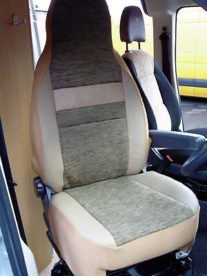Suitable For A Peugeot Boxer  Motorhome,2008,seat Covers, Penelope Mh-193