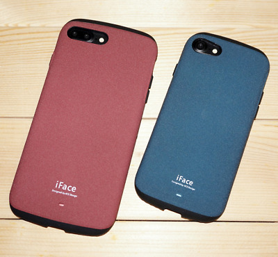 OEM Iface Mall Matte Shockproof case cover Armor For Apple iPhone 7 / 8 Plus