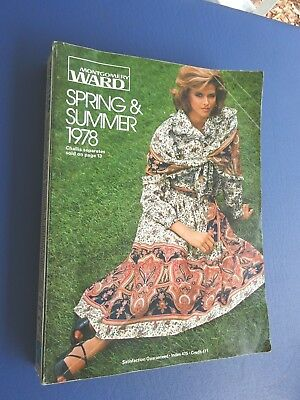 Montgomery Ward 1978 Spring & Summer Catalog, 1193 pages
