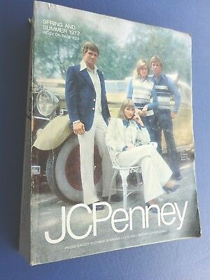 JCPenny 1977 Spring & Summer Catalog, 1187 Pages