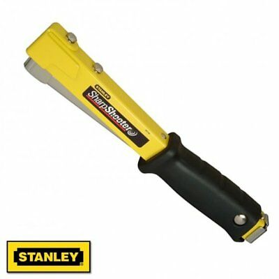 Stanley Hammer Tacker Carpeting Upholstery Insulation Roofing Staple Gun Stapler
