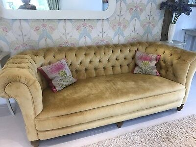 Antique Victorian  Chesterfield sofa