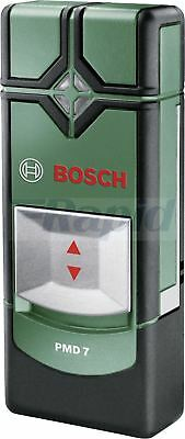 Bosch PMD 7 Electrical Live Wire, Copper and Steel Cable Detector