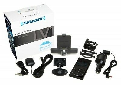 SiriusXM Lynx Satellite Radio + Vehicle Kit with Wi-Fi & Bluetooth SXi1TK1C