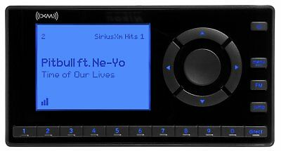 SiriusXM Onyx EZ Satellite Radio Receiver with Home Kit (XEZ1V1KC)